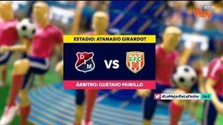 Medellín vs. Envigado (Mejores momentos) | Liga Aguila 2019-1 | Fecha 11