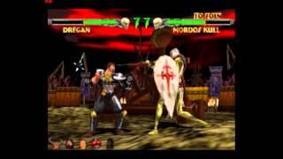 Mace the Dark Age - Dregan gameplay