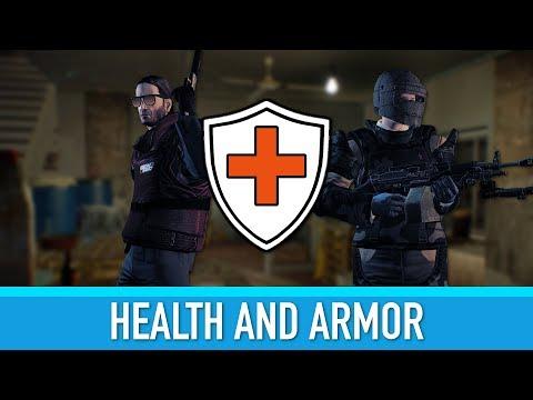 [PAYDAY 2] Armor and Health - Gameplay Mechanics |