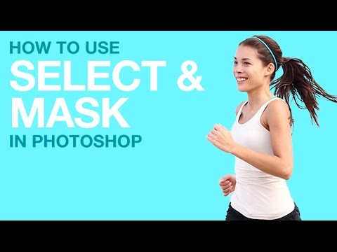 How to Use Select and Mask in Photoshop - PHLEARN