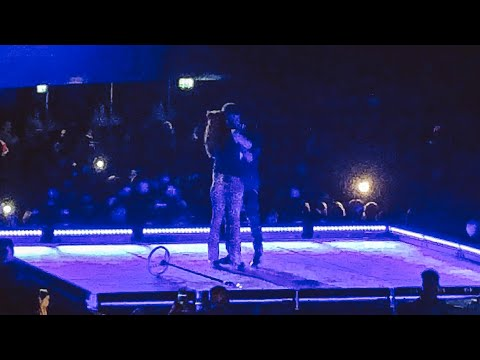 Hero + Kissing Fan On Stage | Enrique Iglesias | Live In Concert | Amsterdam