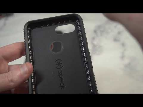 Speck Presidio Grip Case For Pixel 3 Unboxing and Review