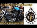 Concurso de Motos Customizadas na Rio Harley-Davidson ? Trocando o Óleo