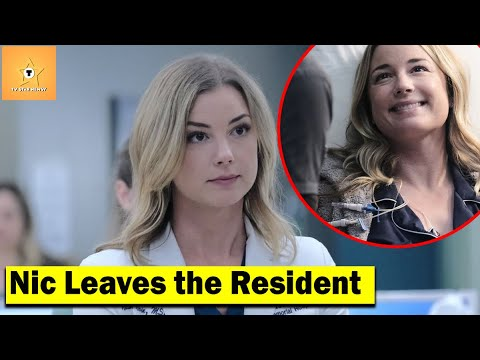 'The Resident' Star Emily VanCamp on Nic's Sendoff, a Possible ...