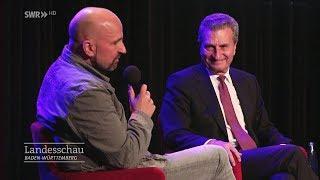 Dodokay trifft auf Oettinger