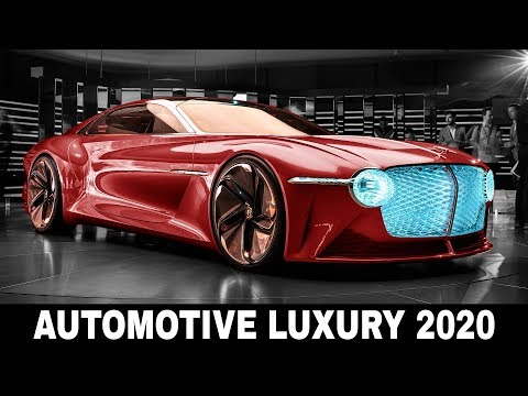 Top 4 Cars that Present Luxury Vision of the Future and Revolutionary Designs