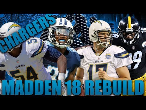 38-0? The Best Team Ever Built! Rebuilding the LA Chargers!