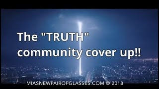 NY PULSING BLUE LIGHT  - THE TRUTHER COMMUNITY COVER UP