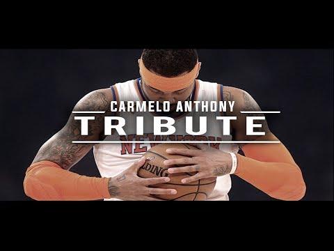 Carmelo Anthony - New York Knicks Tribute - Movie