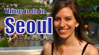 Seoul is one of the most dynamic cities in the world. I've been pri...