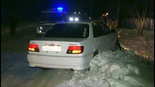 Разбойному нападению подвергся хабаровский таксист.MestoproTV
