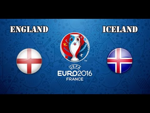 England vs Iceland live stream. My thoughts and analysis