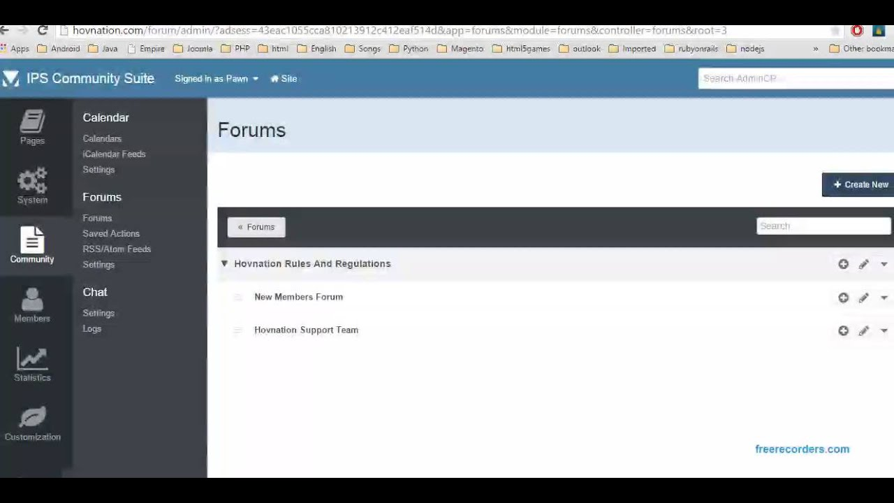 How to change Forum images and logo in IP Board 4