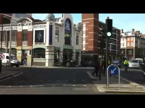 London streets (189.) - Studio Place (SW1X) - Old Church St. (SW3)