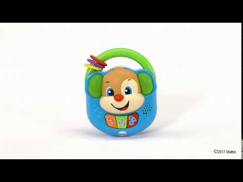 Fisher-Price Laugh & Learn - Sing & Learn Music Player - English Edition