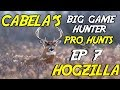 Cabela's Big Game Hunter Pro Hunts: Ep7 - The Legendary Hogzilla