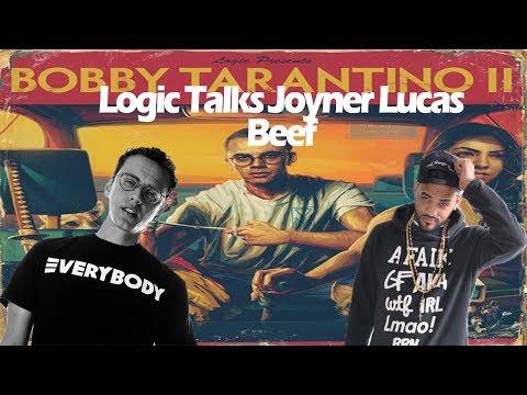 Logic FINALLY Discusses Joyner Lucas Beef!!