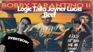 Logic FINALLY Discusses Joyner Lucas Beef!!