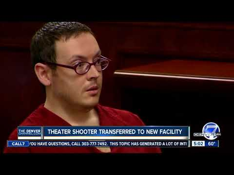 Aurora theater shooter being held at federal prison in Pennsylvania