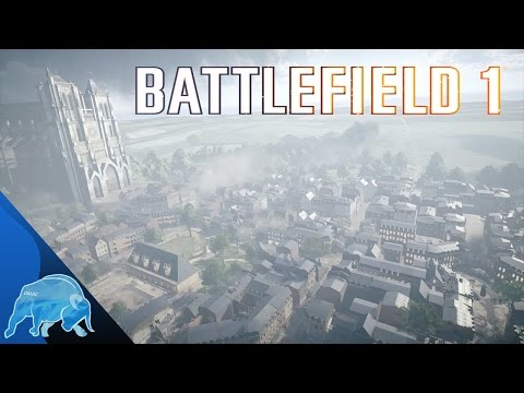 Battlefield 1 Scout/Sniper PS4 Gameplay 37 Kills