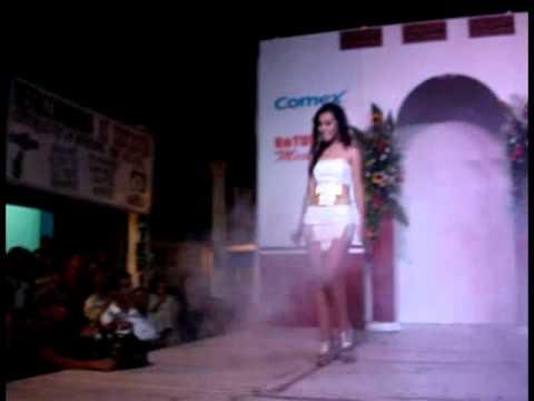 Coronación de Nuestra Belleza Huetamo 2010