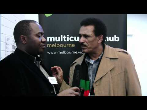 Berhan Ahmed ATT chairman talks about his candidacy for a seat in the Victorian parliament