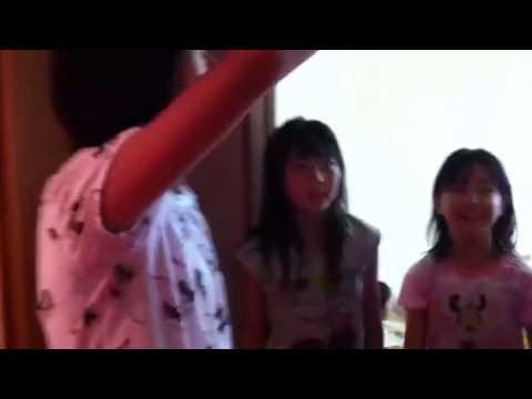 夏合宿、入浴後、女子-->summer camp, after bathing, women [0: