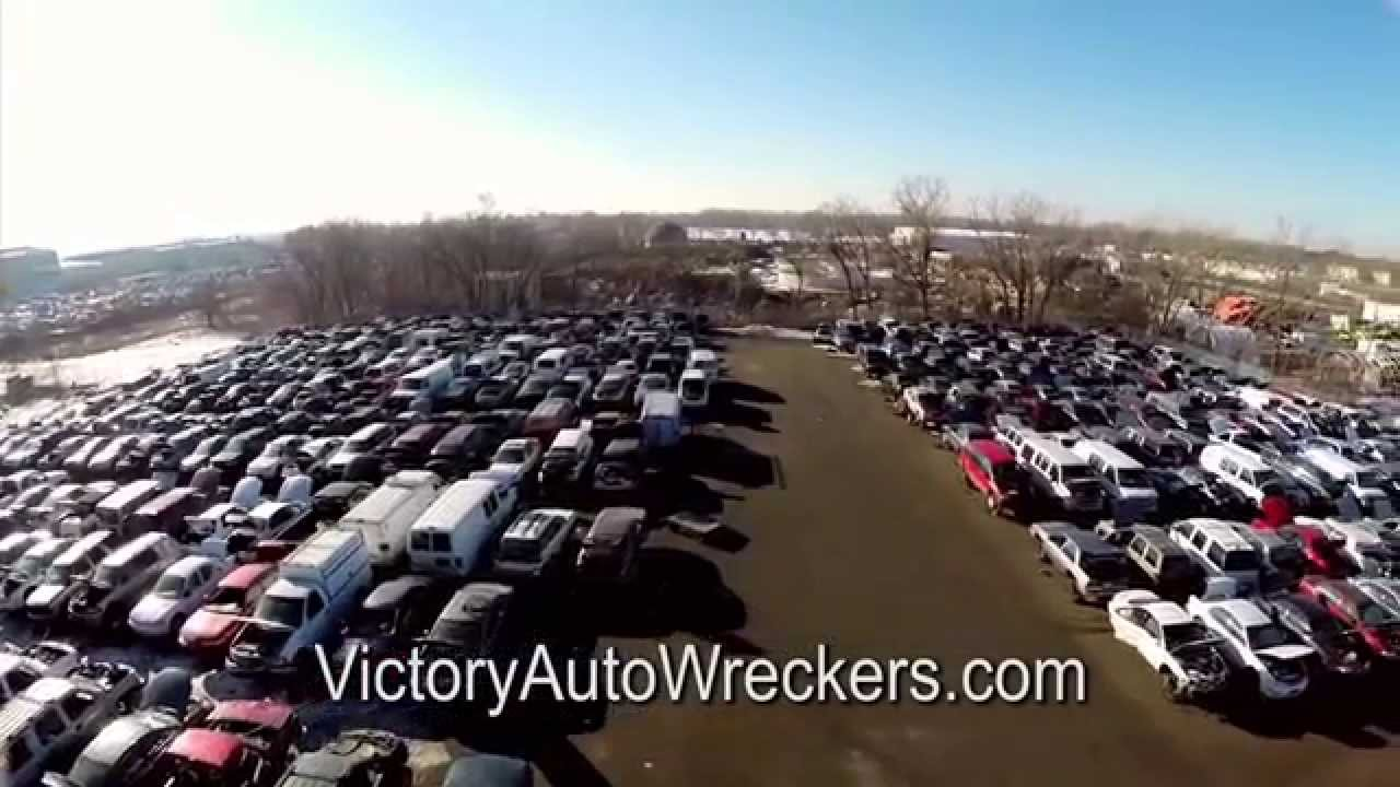 Victory Auto Wreckers - We Buy Junk Cars and Sell Used Auto Parts ...