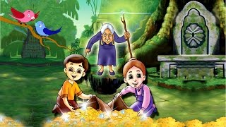 Hansel And Gretel | Hansel Wa Gretel | Arabic Animation Stories by JingleToons