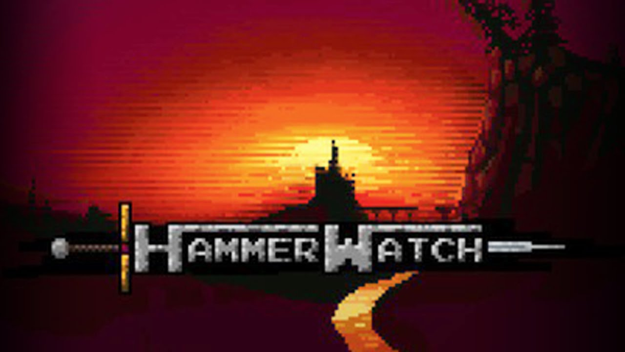 Hammerwatch 4 Player Co-Op (New Series) - Hammerwatch 4 Player Co-Op (New Series)