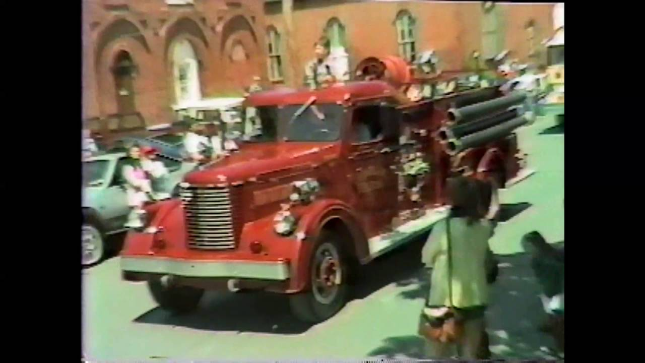 St. Mary's Bazaar & Parade  5-27-84