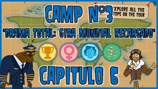 camp 03 dtgmr capitulo 6 los bloques de hielo