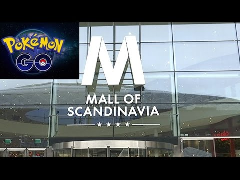 POKEMON GO On Swedish | NEWS | Mall of Scandinavia |