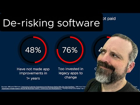 Tanzu Talk: De-risking software