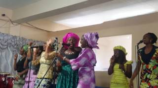 Download HIGHEST PRAISE by Olukemi Funke presented by RCCGMP SKN Choir MP3 song and Music Video
