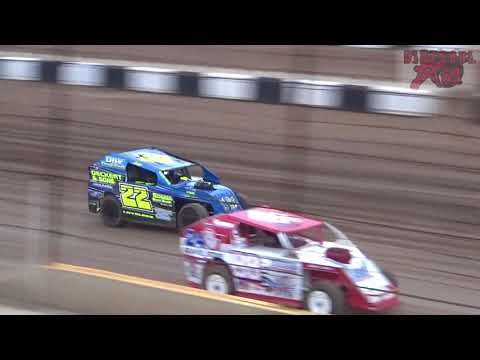 Salina Speedway - 7-27-18 - Auto House Towing Mod Lite Heat Race