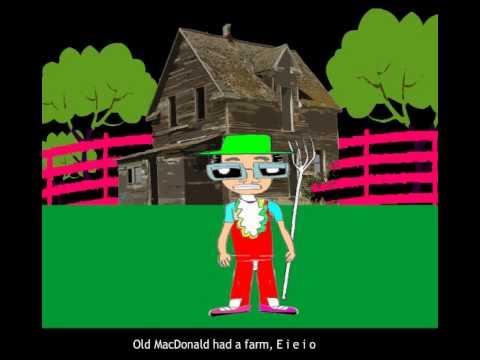 Old Macdonald Had a Farm Animation