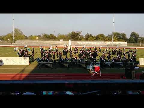 Poplar Bluff High School SEMBDA Performance, Sikeston, MO 2017