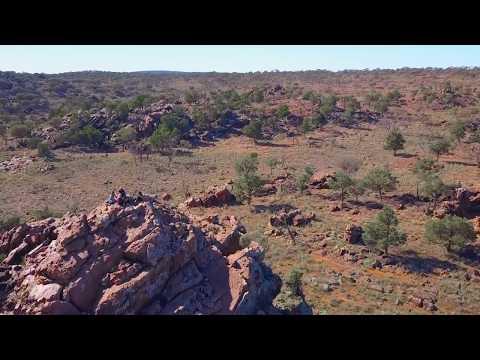 Journeying through Spring Hills - Broken Hill NSW