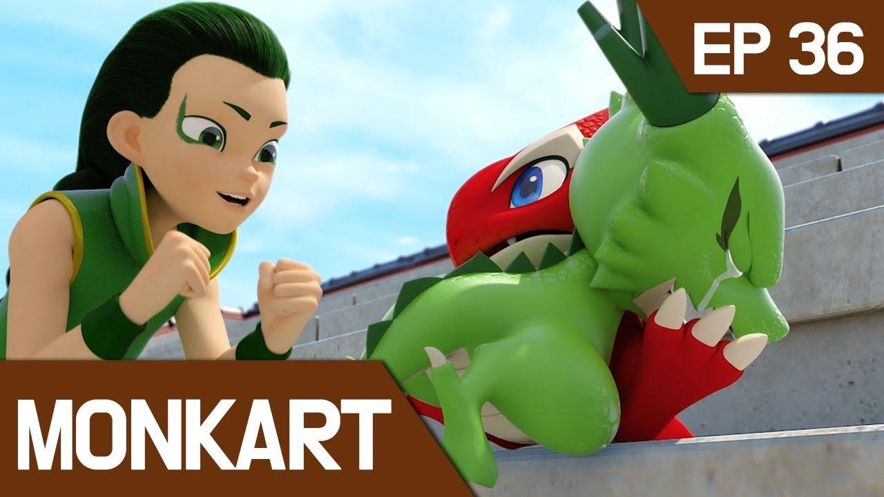 Download [WatchCarTV] Monkart Episode - 36