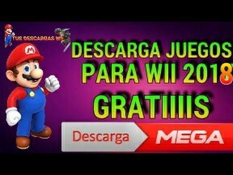 Descargar Juegos Para Wii 2018 100 Gratis Por Mega Youtube