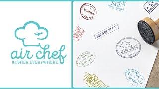 "AirChef אוכל כשר בחו""ל זה כבר לא סיפור"