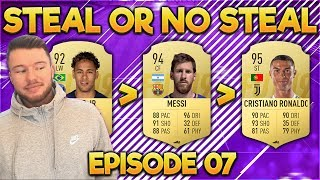 FIFA 19: STEAL OR NO STEAL #07