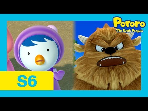 #18 Petty, the Great Storyteller | Oh no!! It's the snow monster!!! | Pororo Season 6