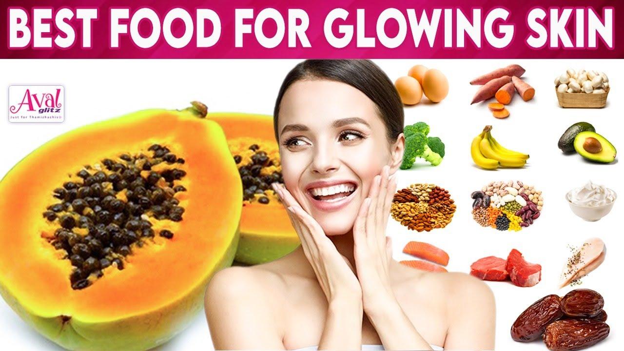 Super Diet For Healthy Skin  Skin Whitening,Deep Clean   Skin Care