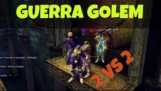 GUERRA GOLEM (2 VS 2) | Rakion Latino