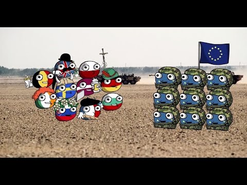 Euroballs: Should we have a single European army?