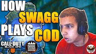How Swagg Plays CoD & How to Get Better at CoD BO4