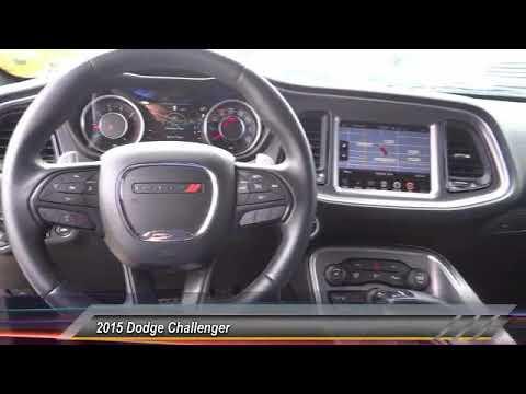 2015 Dodge Challenger VAN NUYS LOS ANGELES SAN FERNANDO VALENCIA CANOGA PARK UC804327T
