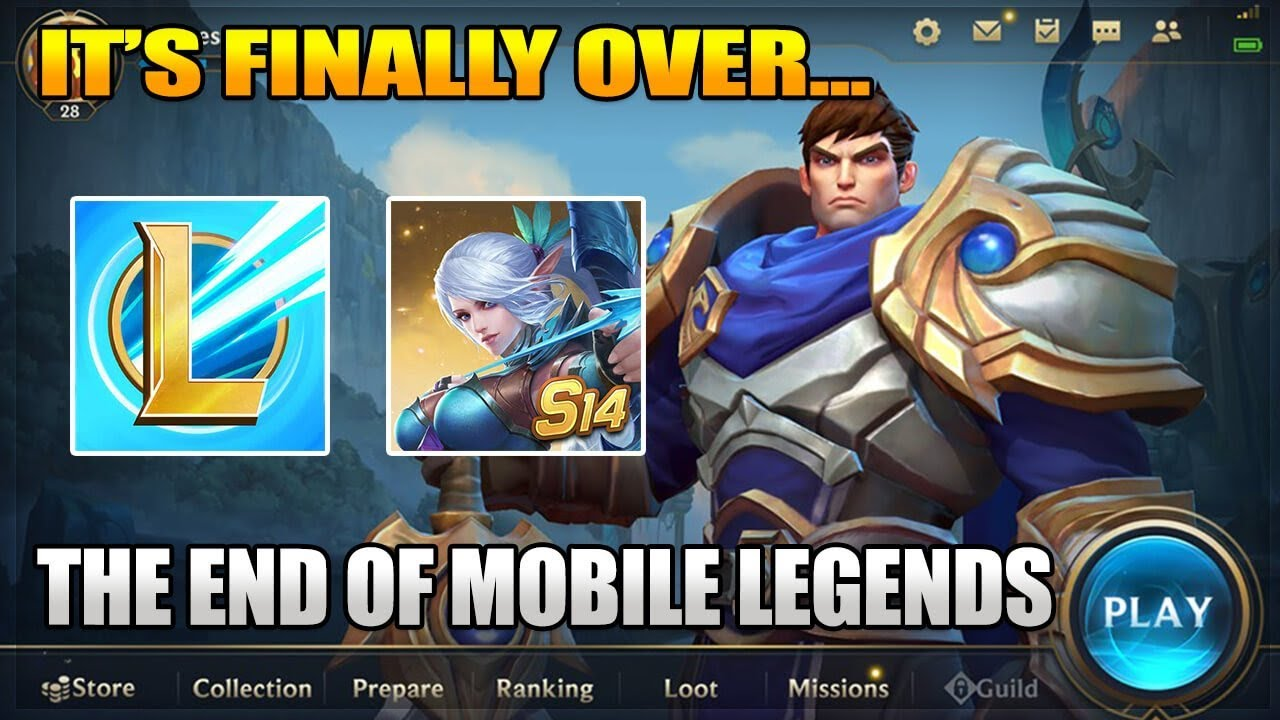Ling Mobile Legends Newest Assassins With Burst Damage And The
